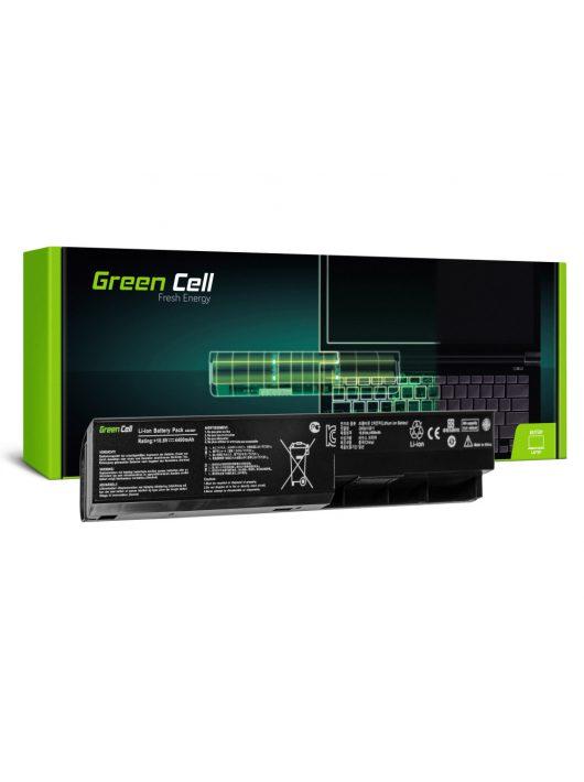 Laptop akkumulátor / akku Asus X301 X301A X401 X401A X401U X401A1 X501 X501A X501A1 X501U AS49