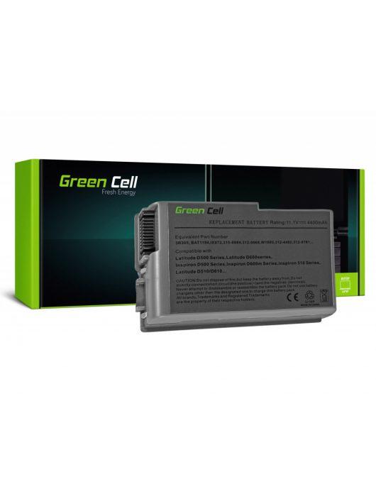 Green Cell Laptop akkumulátor / akku Dell Latitude D500 D505 D510 D520 D530 D600 D610
