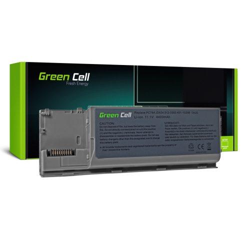 Green Cell Laptop akkumulátor Dell Latitude D620 D620 ATG D630 D630 ATG D630N D631 Precision M2300
