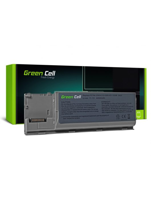 Green Cell Laptop akkumulátor / akku Dell Latitude D620 D620 ATG D630 D630 ATG D630N D631 Precision M2300