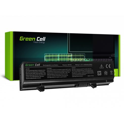 Green Cell Laptop akkumulátor Dell Latitude E5400 E5410 E5500 E5510