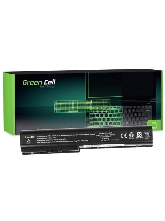 Laptop akkumulátor / akku HSTNN-IB75 HSTNN-DB75 HP HDX X18 X18T-1000 CTO X18T-1100 CTO X18T-1200 CTO