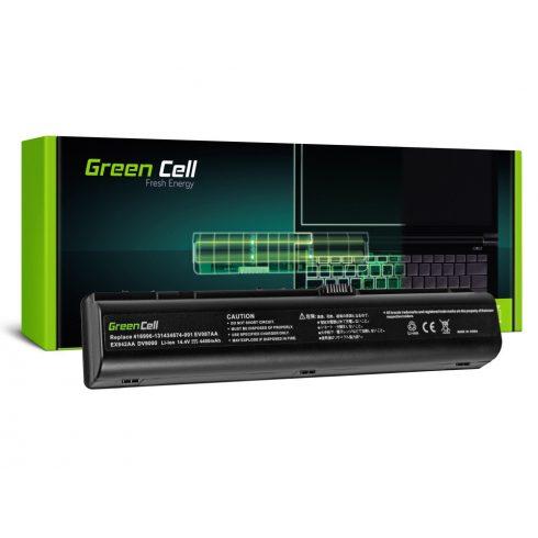 Green Cell Laptop akkumulátor HP Pavilion DV9000 DV9500 DV9600 DV9700