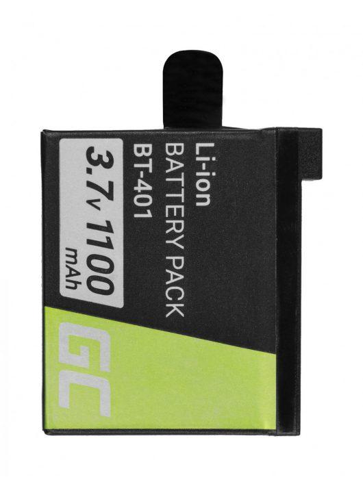 Green Cell Digitális Kamera akkumulátor / akku GoPro HD Hero 4 AHDBT-401