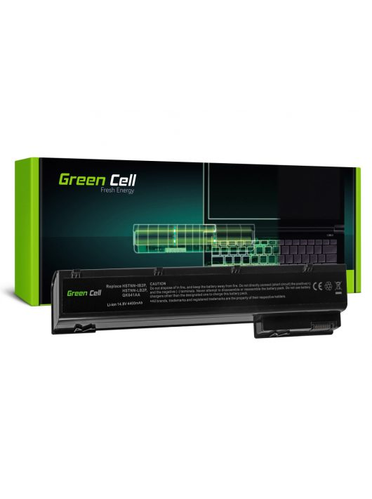 Green Cell Laptop akkumulátor / akku HP EliteBook 8560w 8570w 8760w 8770w
