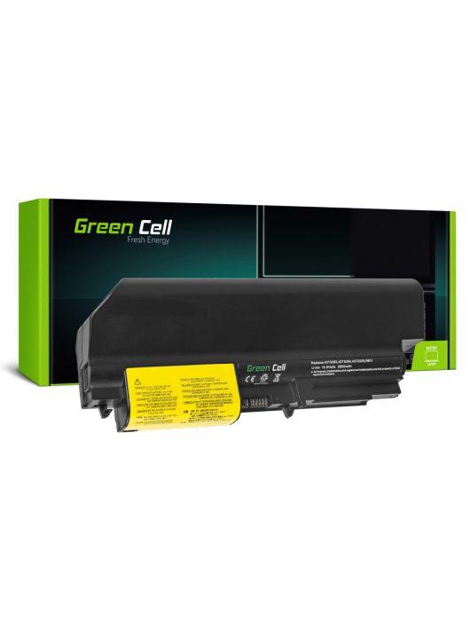 Green Cell Laptop akkumulátor / akku IBM Lenovo ThinkPad T61 R61 T400 R400