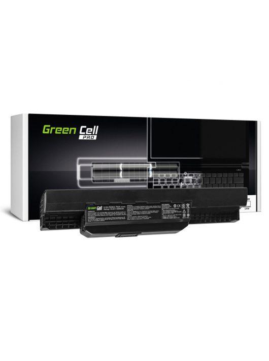 Green Cell PRO Laptop akkumulátor / akku Asus K53 K53E K53S K53SV X53 X53S X53U X54 X54C X54H