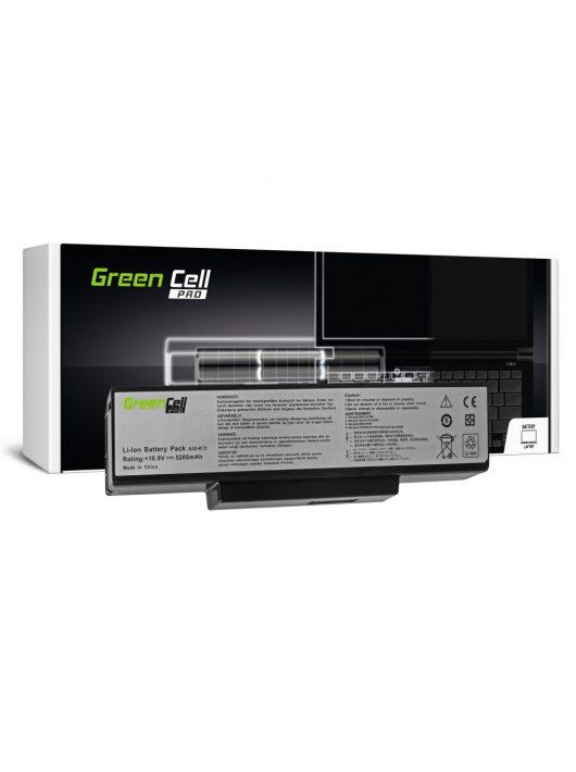 Green Cell PRO Laptop akkumulátor / akku Asus N71 K72 K72J K72F K73SV N71 N73 N73S N73SV X73S