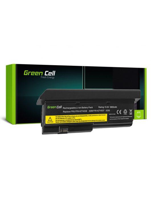 Green Cell Laptop akkumulátor / akku IBM Lenovo ThinkPad X200 X201 X201i