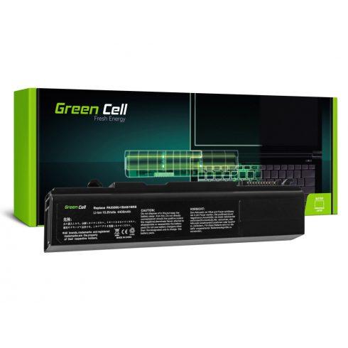 Green Cell Laptop akkumulátor Toshiba Tecra A2 A9 A10 S3 S5 M10 Portage M300 M500