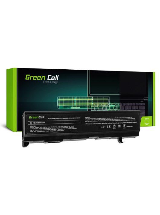 Green Cell Laptop akkumulátor / akku Toshiba Satellite A80 A100 A105 M40 M50 Tecra A3 A6