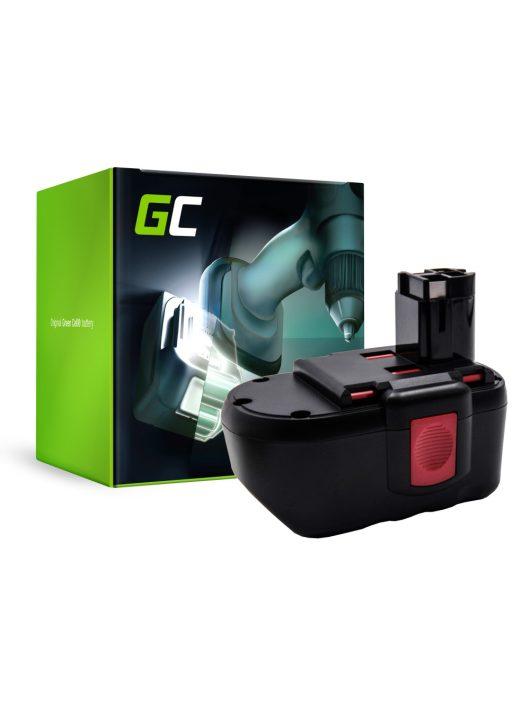 Green Cell kéziszerszám akkumulátor / akku Bosch 1645 GKG 24V