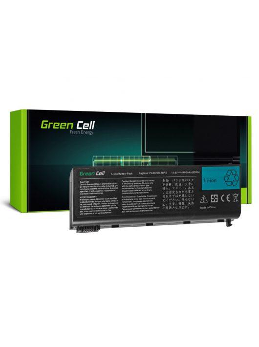 Green Cell Laptop akkumulátor / akku Toshiba Satellite L10 L20 L30 L100