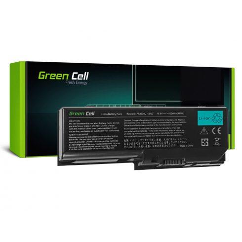 Green Cell Laptop akkumulátor Toshiba Satellite P200 P300 X200 L350 Satego X200 P200
