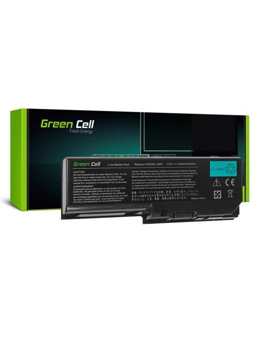 Green Cell Laptop akkumulátor / akku Toshiba Satellite P200 P300 X200 L350 Satego X200 P200
