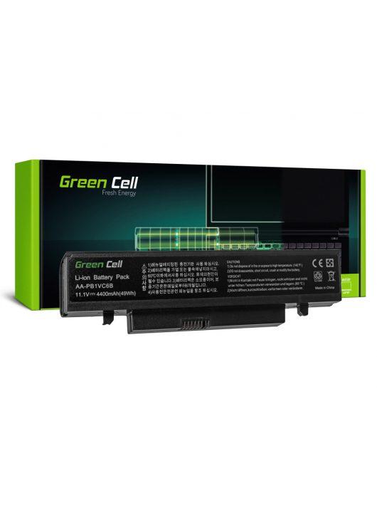 Green Cell Laptop akkumulátor / akku Samsung Q328 Q330 N210 N220 NB30 X418 X420 X520