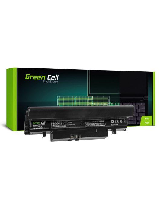 Green Cell Laptop akkumulátor / akku Samsung NP-N100 NP-N102S NP-N145 NP-N150 NP-N210