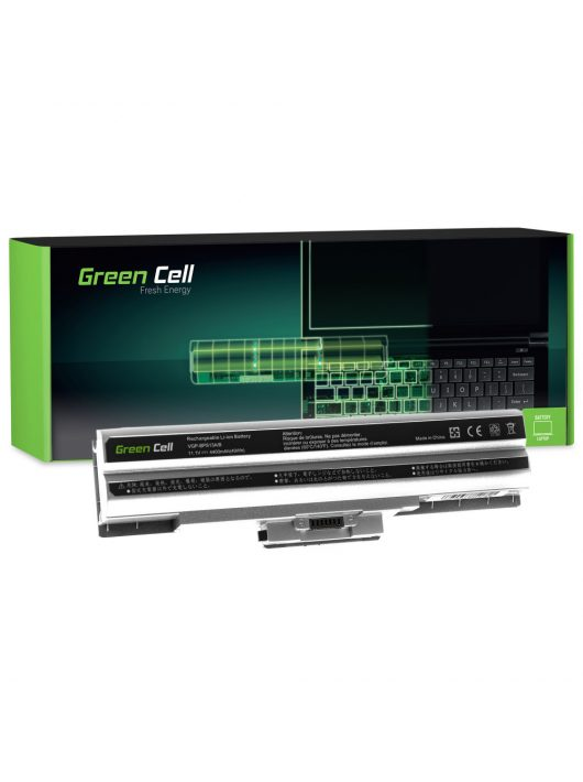 Green Cell Laptop akkumulátor / akku Sony VAIO VGN-FW PCG-31311M VGN-FW21E