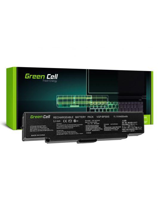 Green Cell Laptop akkumulátor / akku Sony VAIO VGN-AR570 CTO VGN-AR670 CTO VGN-AR770 CTO