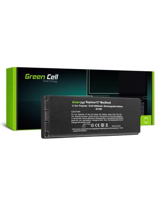 Green Cell  Laptop akkumulátor / akku A1185 Apple MacBook 13 A1181 2006-2009