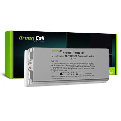 Green Cell Laptop akkumulátor Apple MacBook 13 A1181 2006-2009