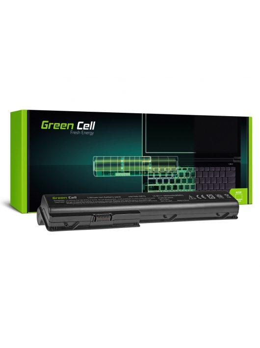 Laptop akkumulátor / akku HSTNN-IB75 HSTNN-DB75 HP HDX X18 X18T-1000 CTO X18T-1100 CTO X18T-1200 CTO HP28