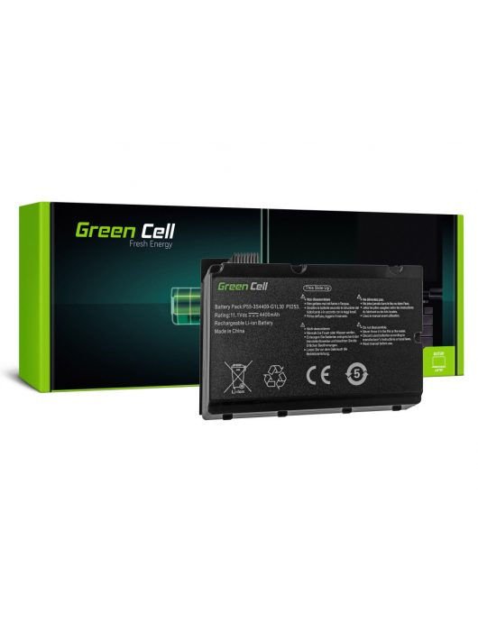 Green Cell Laptop akkumulátor / akku Fujitsu AMILO Pi2530 Pi2550 Pi3540 Xi2550