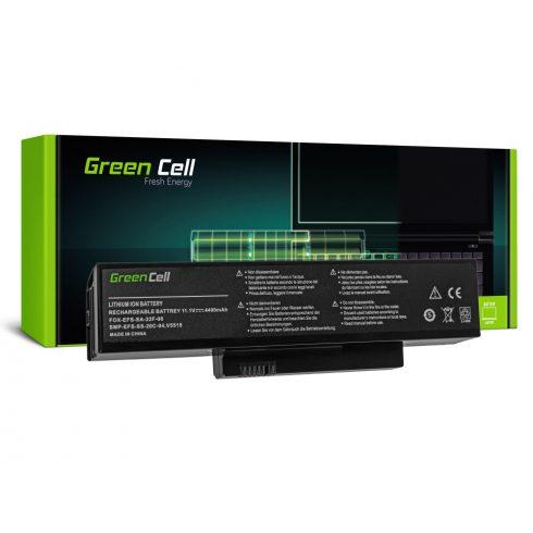 Green Cell Laptop akkumulátor Fujitsu Esprimo Mobile V5515 V5535 V5555 V6515 V6555