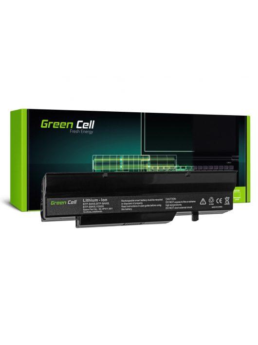 Green Cell Laptop akkumulátor / akku Fujitsu Esprimo Mobile V5505 V6535 V5545 V6505 V6555 Amilo Pro V3405 V3505 V3525