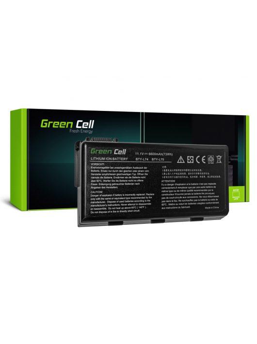 Green Cell Laptop akkumulátor / akku MSI A6000 CR500 CR600 CR700 CX500 CX600
