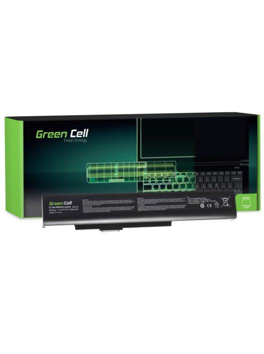 Laptop akkumulátor / akku MSI A6400 CR640 CX640 MS-16Y1 MS03