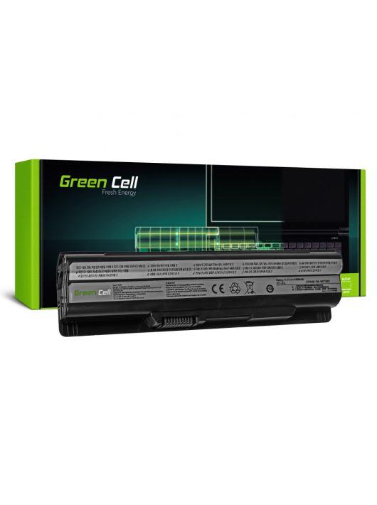 Green Cell Laptop akkumulátor / akku MSI CR650 CX650 FX600 GE60 GE70