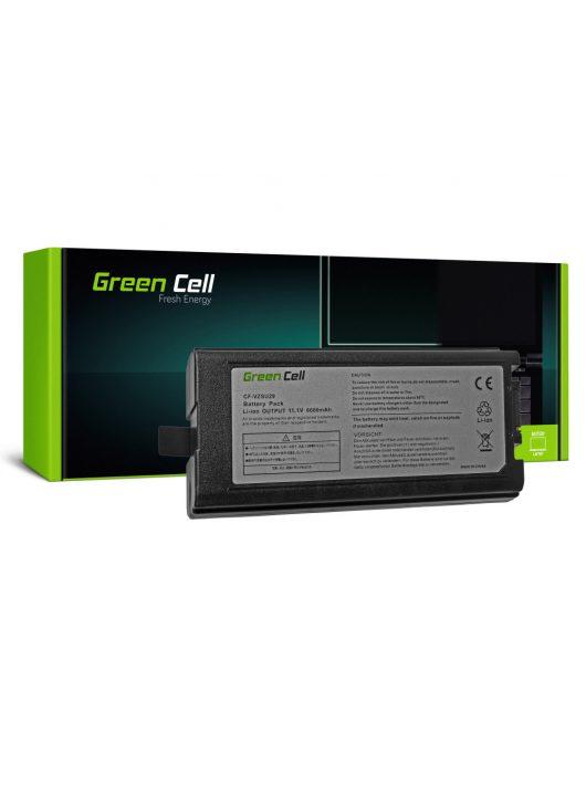 Green Cell Laptop akkumulátor / akku Panasonic CF29 CF51 CF52 6600mAh
