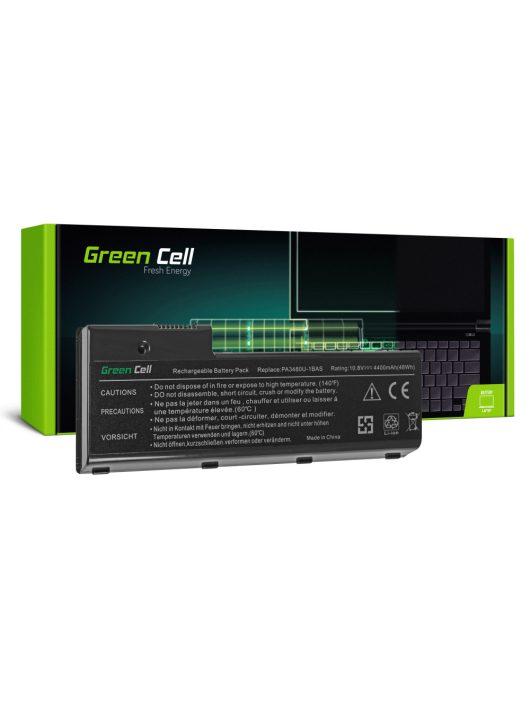 Green Cell Laptop akkumulátor / akku Toshiba P100 P105 Satego P100