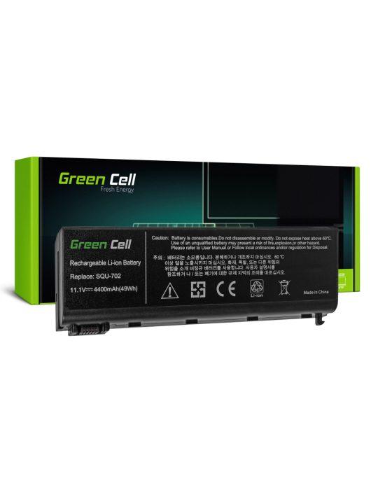 Green Cell Laptop akkumulátor / akku LG E510 Tsunami Walker 4000