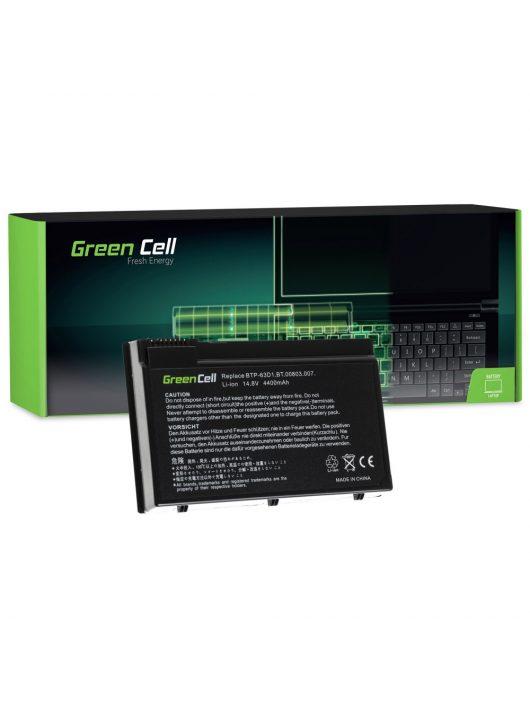 Green Cell Laptop akkumulátor / akku Acer TravelMate 4400 C300 2410 Aspire 3020 3610 5020