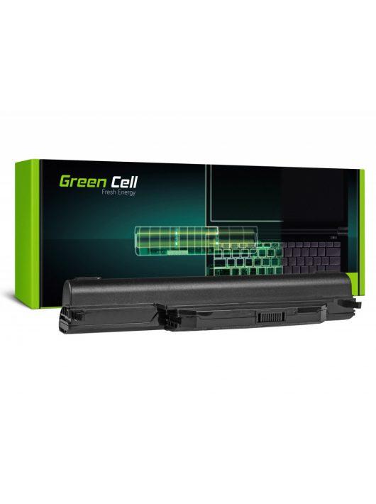 Green Cell Laptop akkumulátor / akku Asus R400 R500 R500V R500V R700 K55 K55A K55VD K55VJ K55VM