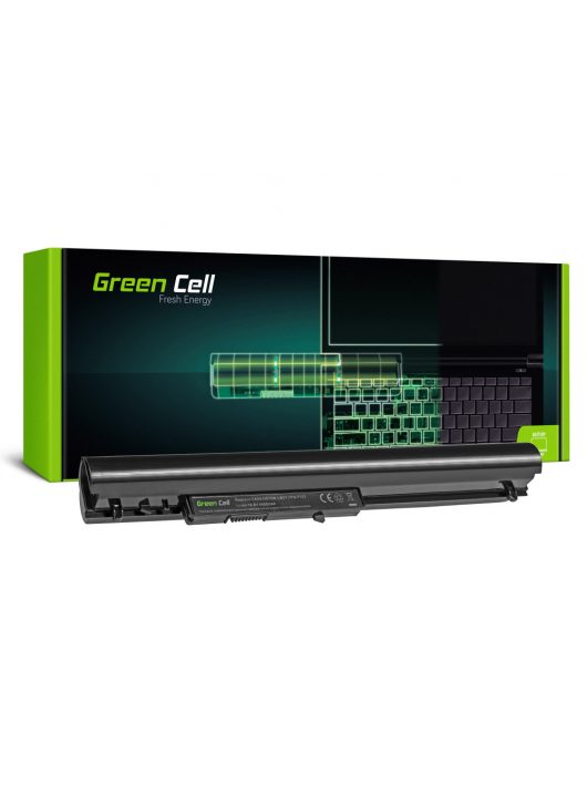 Green Cell  akkumulátor / akku 740715-001 HSTNN-LB5S per Portatile Laptop HP 14 15 Pavilion 14 240 G2