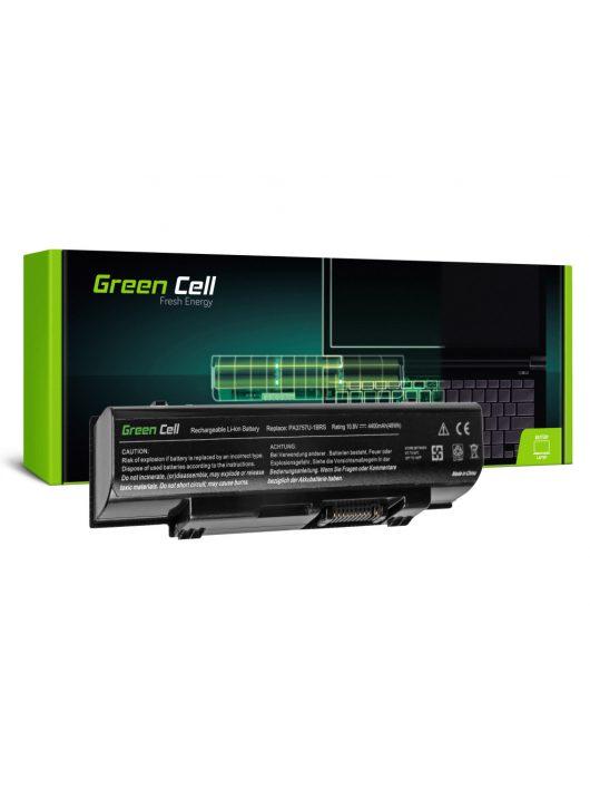 Green Cell Laptop akkumulátor / akku Toshiba Qosmio  F60 F750 F755