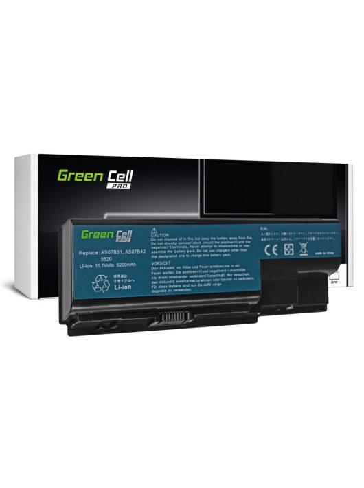 Pro Laptop akkumulátor / akku Acer Aspire 7720 7535 6930 5920 5739 5720 5520 5315 5220 5200mAh