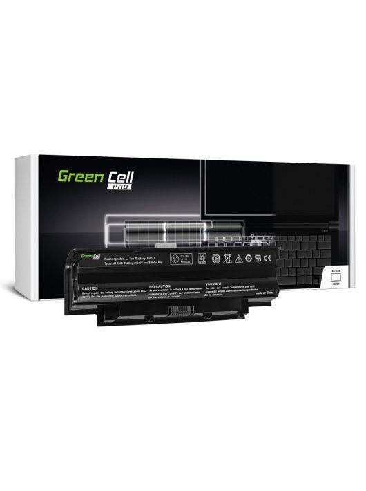 Green Cell Pro Laptop akkumulátor / akku Dell Inspiron 15 N5010 15R N5010 N5010 N5110 14R N5110 3550 Vostro 3550