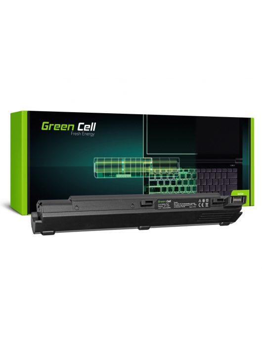 Green Cell Laptop akkumulátor / akku MSI MegaBook S310 Averatec 2100 Black