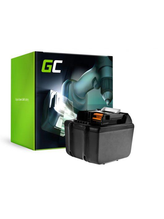 Green Cell kéziszerszám akkumulátor / akku Makita BDF450SFE BTL061RF BTW450RFE 7500mAh