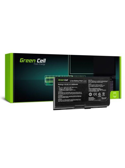 Green Cell Laptop akkumulátor / akku G71 G72 F70 M70 M70V X71 X71A X71SL