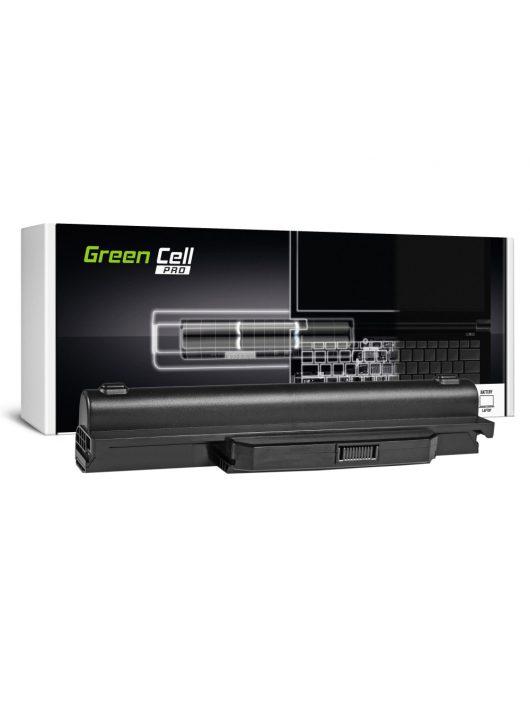 Green Cell Pro laptop akkumulátor / akku A32-K53 Asus K53 K53E K53S K53SV X53 X53S X53U X54 X54C X54H 7800mAh