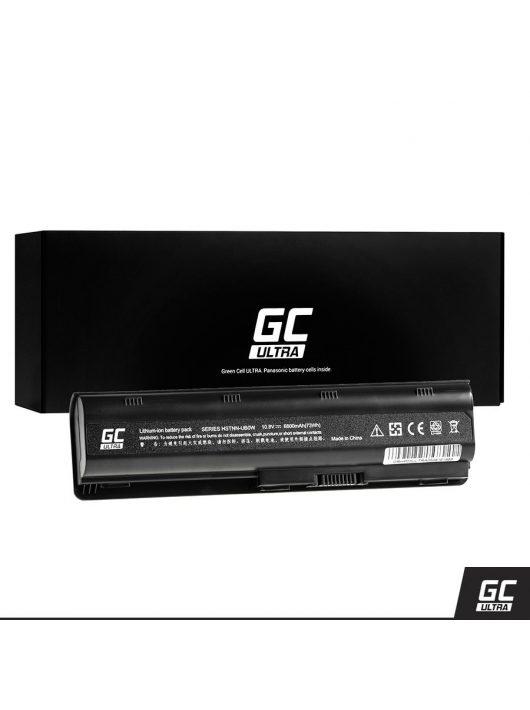 Green Cell Ultra laptopkkumulátor HP 635 650 655 2000 Pavilion G6 G7 Compaq 635 650 Compaq Presario CQ62 6800mAh