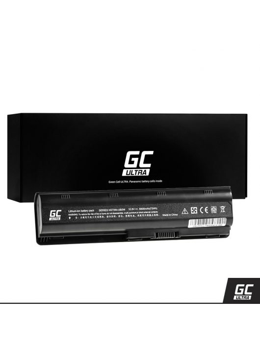Ultra laptopkkumulátor HP 635 650 655 2000 Pavilion G6 G7 Compaq 635 650 Compaq Presario CQ62 6800mAh