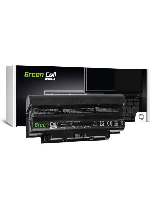 Pro Laptop akkumulátor / akku Dell Inspiron 15R N5010 N5050 N5110 17R N7010 N7110 Vostro 3450 3550 3750 7800mAh DE02PRO