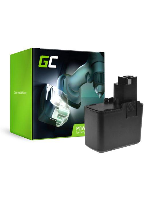 Green Cell Kéziszerszám akkumulátor / akku Bosch GSR GSB PSR Skil 3610K 3612 3615K 3650K 3650 3000mAh