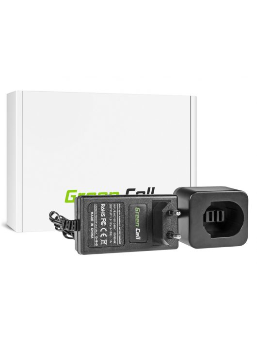 Green Cell Kéziszerszám akkumulátor / akku töltő DeWalt 8.4V -18V Ni-MH Ni-Cd